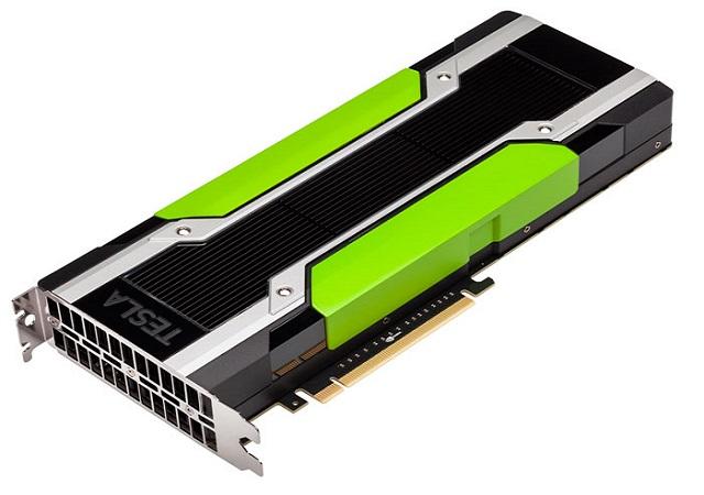 NVIDIA 發表 Tesla K80 運算卡,兩顆 GK210 核心搭配 24GB 記憶體組成