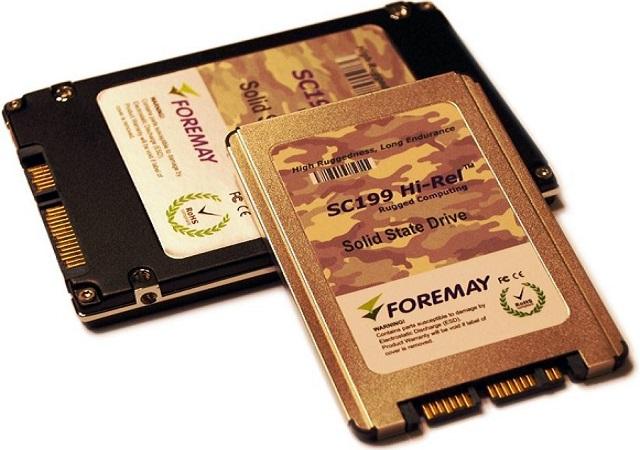 Foremay 推出全球首款 8TB 容量 2.5 吋固態硬碟