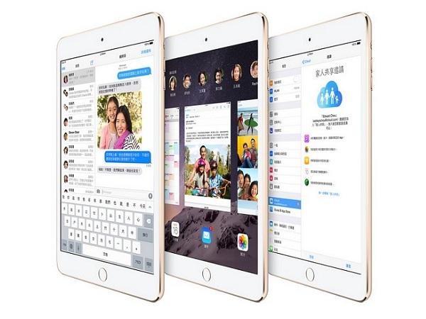 iPad Air 2 與 iPad mini 3 台灣大哥大資費出爐,三大電信皆可搶先登記