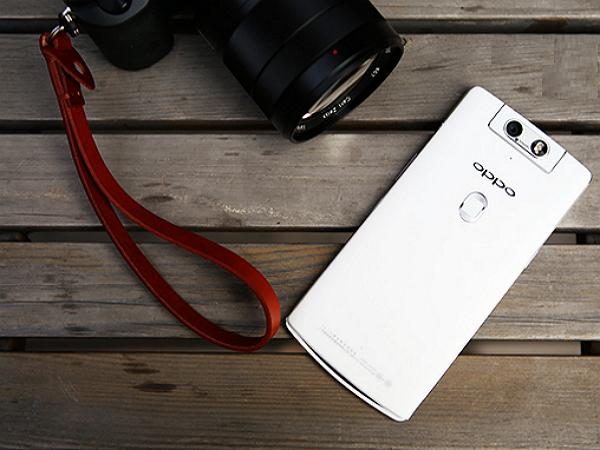 OPPO N3:內建馬達、鏡頭會自動翻轉的手機,可玩性高嗎?