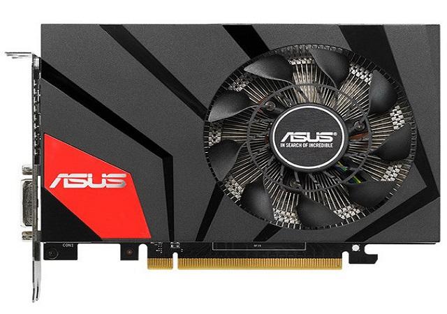 GeForce GTX 970 短卡新選擇,Asus GeForce GTX 970 DirectCU Mini