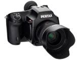 要做就要做更大!120中片幅數位單眼Pentax 645D