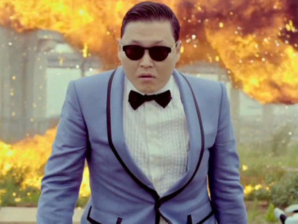Psy的「江南Style」騎破21億點閱次數,將Youtube的計數器跳壞了