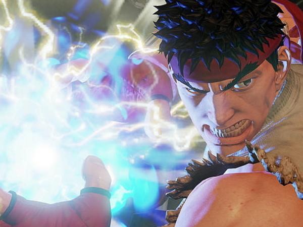 快打旋風V 畫面公布,將支援 PC/PS4 跨平台對戰,但Xbox 沒得玩