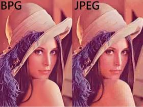 採H.265基礎的圖片壓縮新技術BPG,大幅提高低流量畫質