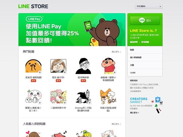 LINE Pay 支付怎麼設、怎麼買?信用卡實戰買點數、買貼圖給你看!