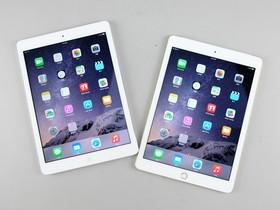 iPad Air 2 對決 iPad Air:輕薄、抗反射螢幕、A8X 效能大比拚