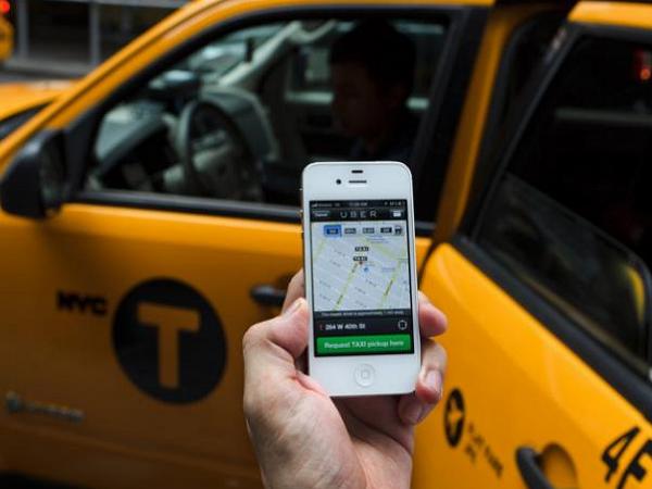 Uber試乘促銷活動火上澆油!交通部被惹惱:每日開罰,不排除勒令停業