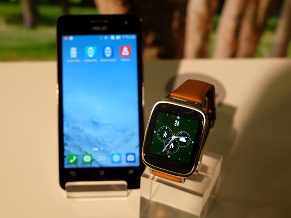 華碩 ASUS ZenWatch 曲面智慧手錶上市:方形錶面、真皮錶帶、不到六千