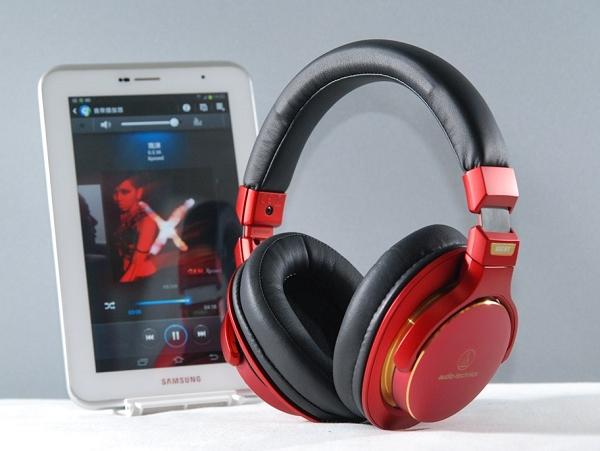 獨家音響技術,均衡美聲再現,鐵三角 audio-technica ATH-MSR7LTD 評測