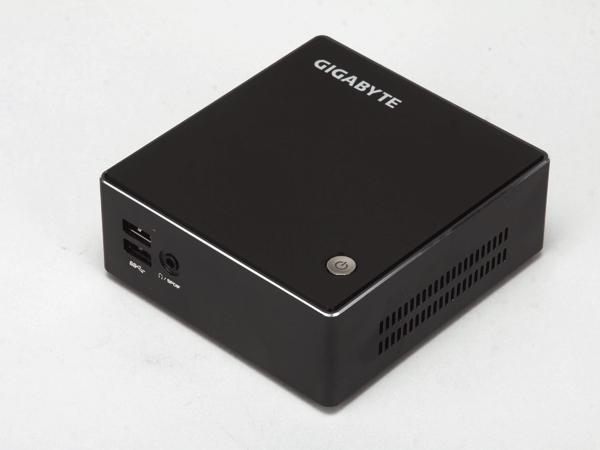 GIGABYTE BRIXs 迷你電腦:換裝第 4 代 Core 處理器,還可加裝 2.5 吋硬碟