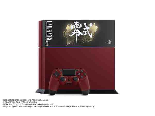 《Final Fantasy 零式 HD》實機畫面釋出,朱雀紅限定同捆機同步登場