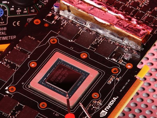 NVIDIA GeForce GTX 980 軟硬兼併土砲改造,突破超頻限制