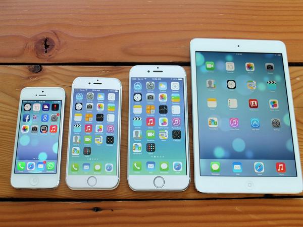經典尺寸回歸,傳蘋果將推 4吋螢幕 iPhone 6 mini