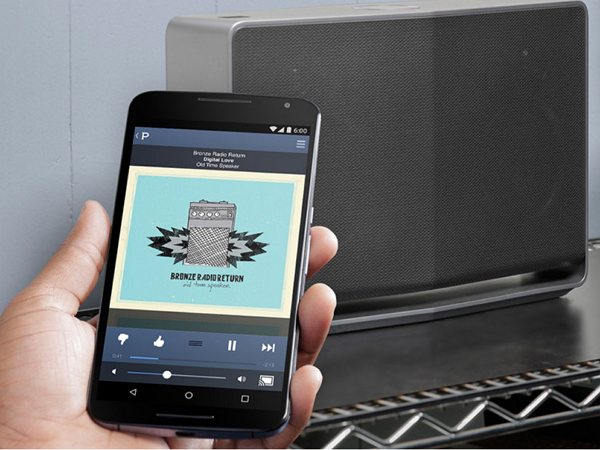 Google推出Chromecast音樂版:Google Cast for audio