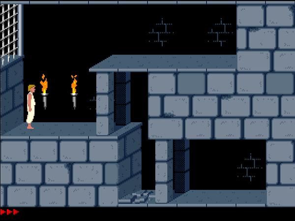 在瀏覽器直接玩經典版波斯王子,以及其它2,400個DOS骨灰遊戲 | T客邦