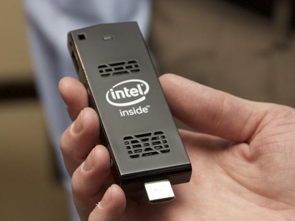 Intel 推出品牌四核電腦棒,內建Windows 8.1系統售價 149 美元