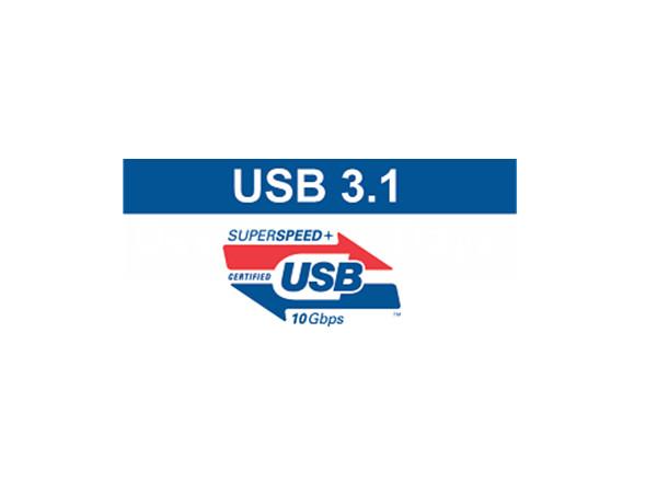 USB 3.1 Type-C 插槽不分方向,CES 展出挑戰 1GB/s 速度