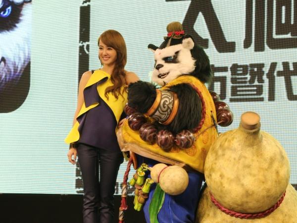 《太極熊貓》宣布依林日發送超值虛寶,每月10號登入即可現領超值好禮