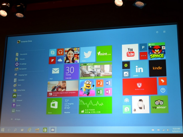Windows 10 發表會10大重點一次看完,Win7、Win8 使用者可免費升級 !