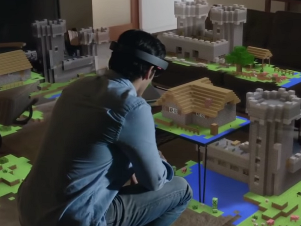 看懂微軟的神秘眼鏡HoloLens,以及它所用到的3大技術