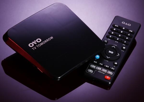 OVO TV Tomorrow :可嵌入有線電視訊號,對節目按讚的網路電視盒