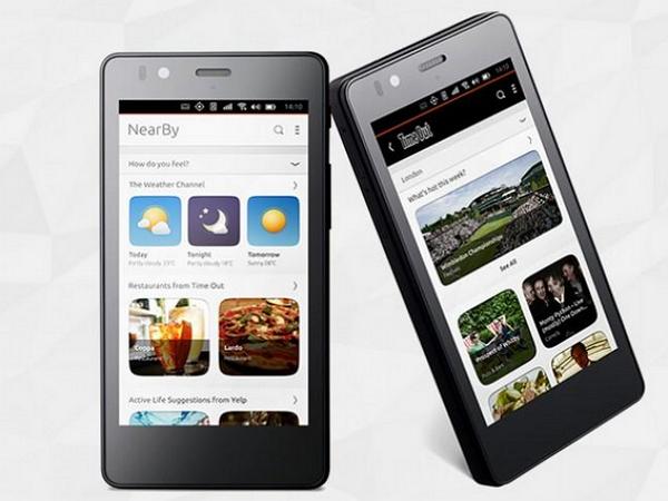 Ubuntu 手機本周歐洲開賣,這是一款不用裝 App 的智慧手機