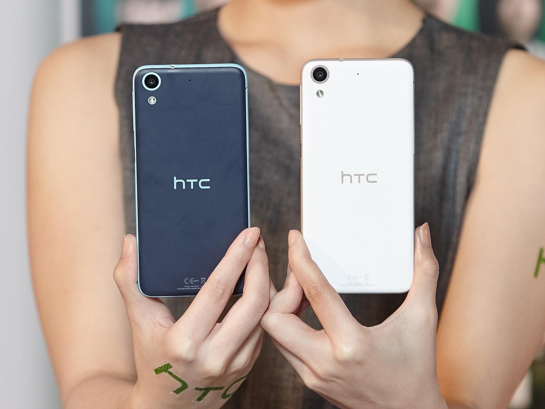 HTC Desire 626 超值入門機發表,4G LTE 全頻售價 5,990 元
