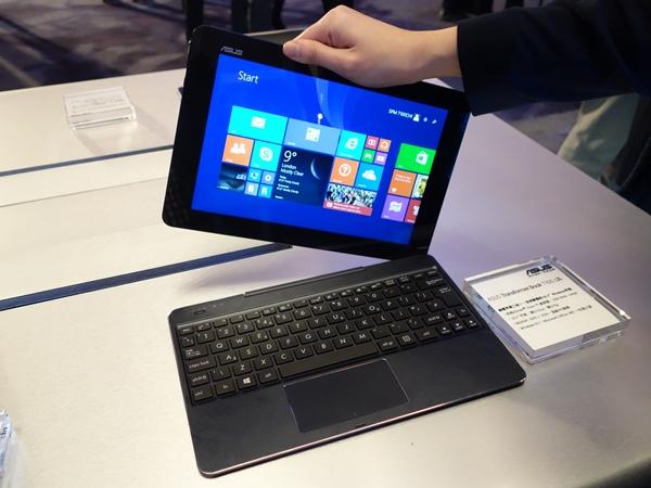 華碩筆電軍團登場:變形筆電 T300/T100 Chi、輕薄筆電 UX305、4K 筆電 UX501