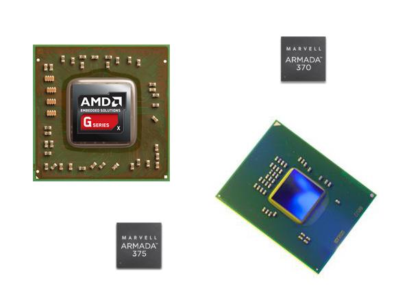 AMD 投入 NAS 處理器市場,將遭遇 Intel 與 ARM 陣營夾擊?