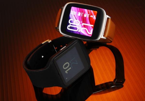 從ZenWatch/SmartWatch 帶你看懂Android Wear陣營的智慧手錶