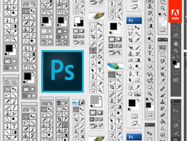 Adobe Photoshop 慶25週年,但當初其實它並非 Adobe 開發的喔!