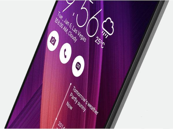 4GB記憶體版華碩ZenFone 2 國外開始預售,價格曝光