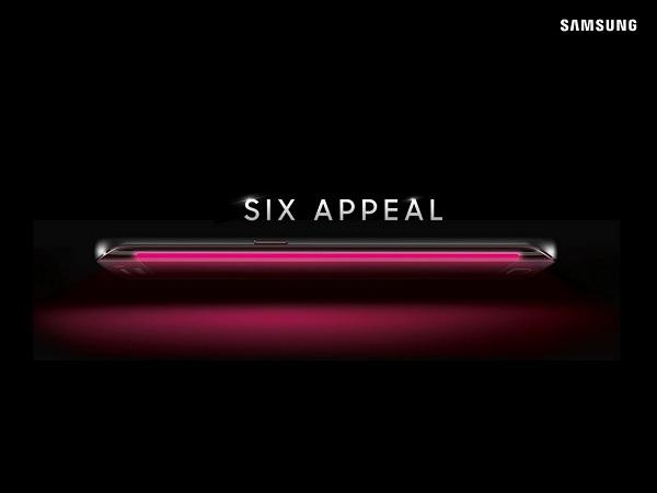 三星 Galaxy S6 不斷曝光,美國電信商預購頁面流出真機照