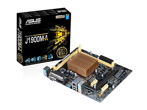 Asus 再推兩款 Intel Bay Trail-D 主機板,同樣配備 Celeron J1000 處理器