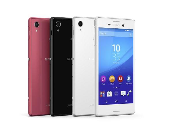 Sony 不打旗艦戰,推 Xperia M4 Aqua 防水手機、Z4 Tablet 輕薄 2K 平板
