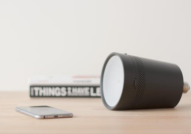 這不是燈泡,而是內建Android的微投影機 | T客邦