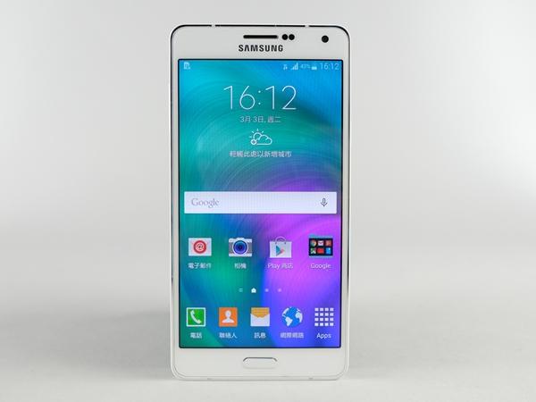 三星 Galaxy A7 評測:質感出色的 5.5 吋大螢幕金屬機