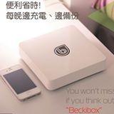 貝齊科技針對大手機容量iPhone 6推出Beckibox BX-101i NAS, 讓iOS升級資料無風險