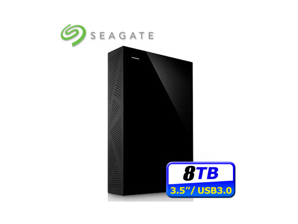 8TB 外接硬碟登台開賣了,只是要價超過 12,000 元