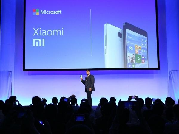 微軟和小米合作了!Windows 10 將會支援小米手機 4
