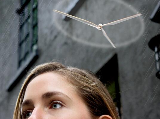 無人機應用再升級,來自未來的4種可穿戴智慧飛行器概念機