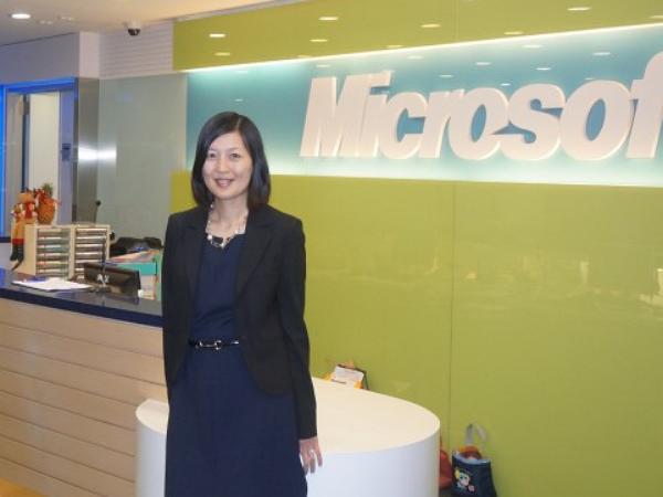 不得不走之路!副總裁潘正磊談改變中的微軟,行動、雲端優先
