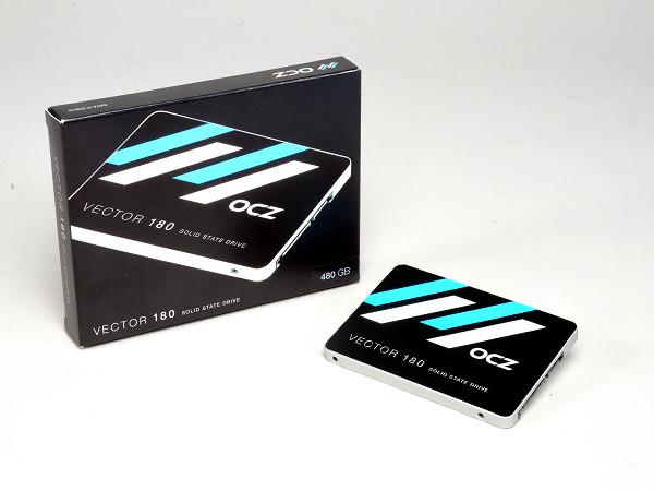 OCZ Vector 180 固態硬碟實測,寫入耐力極佳新旗艦