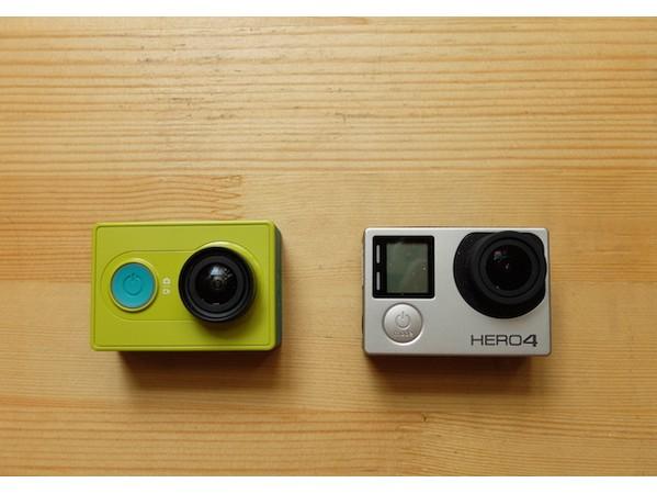 399 美元和 399 人民幣的差距在哪?用過小蟻相機和 GoPro 後就明白了