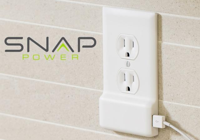 USB插座不夠用?是時候將牆壁上的插座多個USB充電端子了