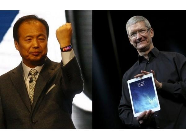 總值不到蘋果的 1/3,但三星電子 CEO 卻比蘋果庫克的薪水高