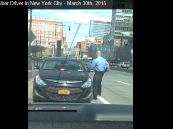 一名紐約警官因為這則3分鐘的YouTube影片而遭調職
