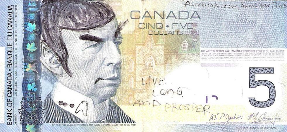 萬能的Photoshop也有不能修的圖:某些鈔票它不能碰