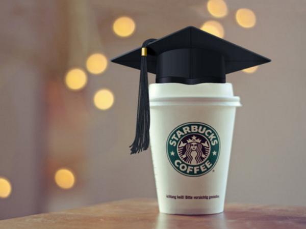 別人家的公司!星巴克為員工提供 4 年免費大學課程